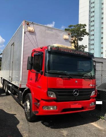 Caminhão Truck Ano 2012 (Entrada 23.300+parcelas a