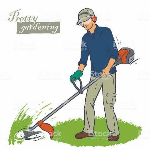 Capinagem limpeza de terrenos poda de gramados
