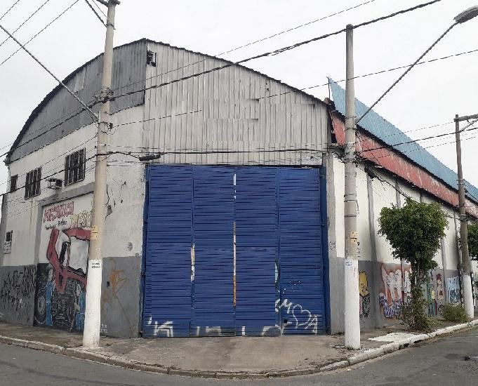 Galpão no Parque Edu Chaves 430 m2 $ 5.600 Estuda Deposito