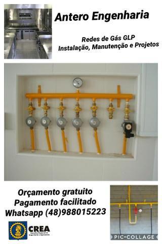 Instalação de Gás Encanado, Projetos e manutenção