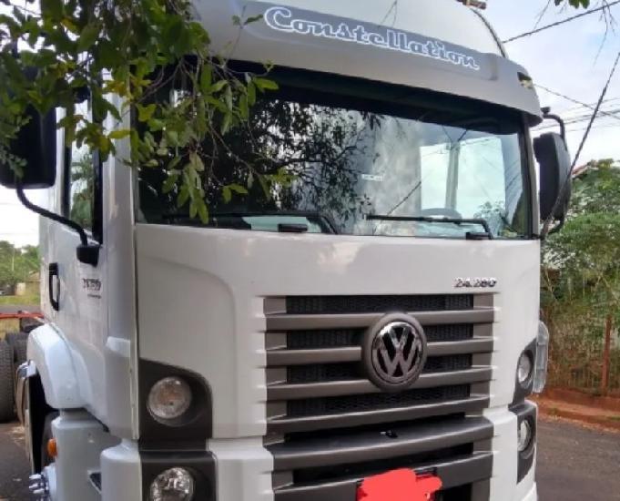 Volkswagen Vw 24280 Venda Urgente