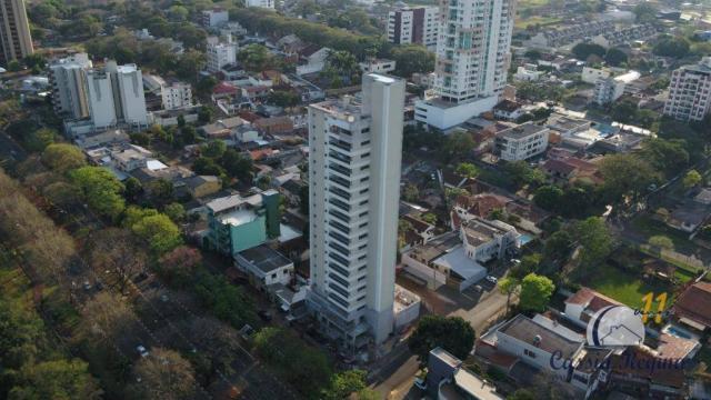 Apartamento NOVO DE ALTO PADRÃO com 3 dormitórios, sendo