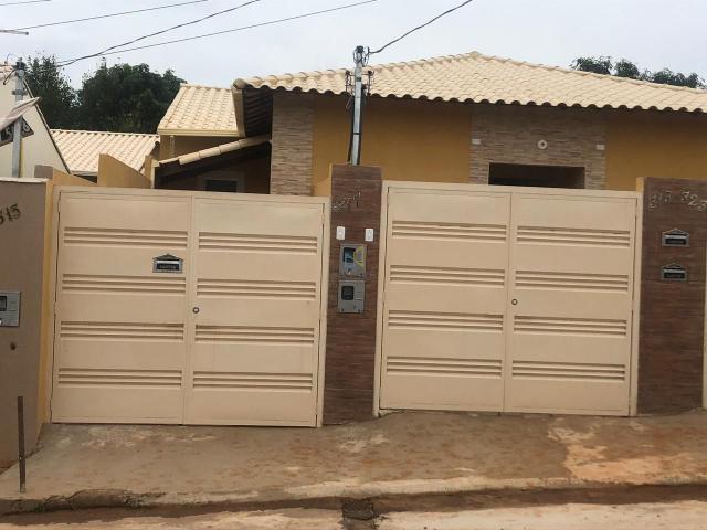 Casa com 02 quartos em Igarapé