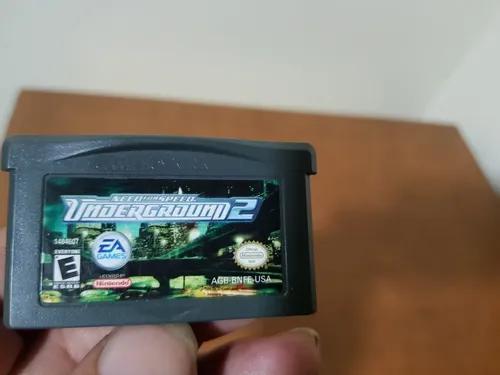 Need For Speed Underground 2 Genérica Game Boy Advance