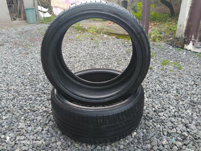 Par de pneus 195/40/17