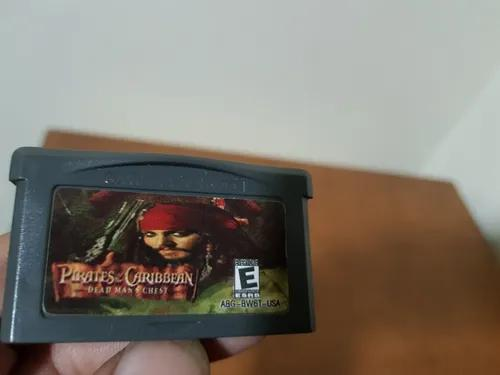 Pirates Of The Caribbean Dead Mans Chest Genérica Gba