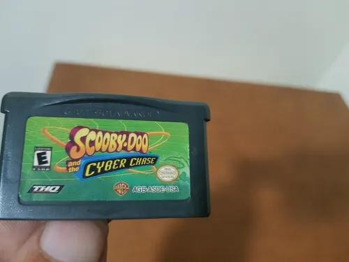 Scooby Doo Abd The Cyber Chase Genérica Game Boy Advance