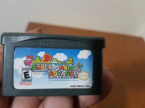 Super Mario Advanced Usada Genérica Game Boy Advanced