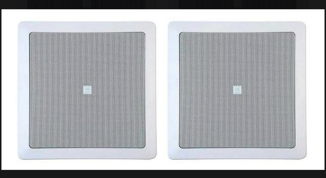 2 Pares de Caixas de Som Arandela JBL