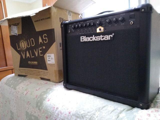 Amplificador de guitarra Blackstar - Leiam o anúncio