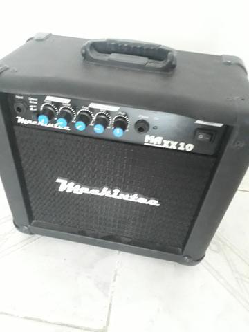 Amplificador e Pedaleira para Guitarra