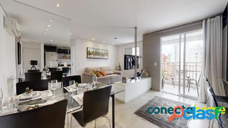 Apartamento 71 m², 2 dorms, 1 suite, 2 Vagas, em Vila Nova