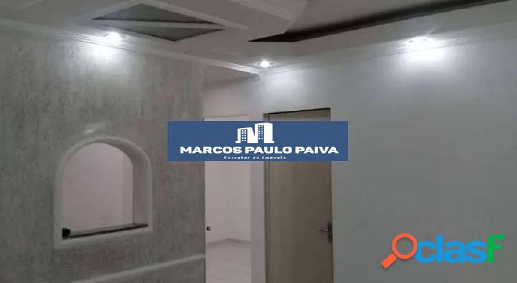 Apartamento em Guarulhos 60 mts 2 dorms 1 vaga Vila Galvão