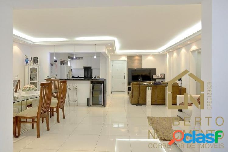 Apartamento semi mobiliado a venda no bairro Ponta Aguda em