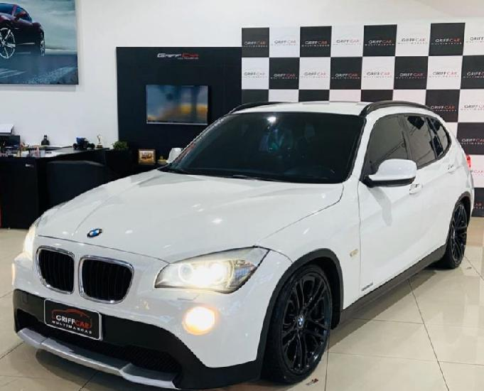 BMW X1 2.0 SDRIVE 18I 2012 BRANCA - AUTOMÁTICA