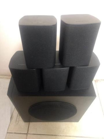 Home theater SAMSUNG - caixa de som