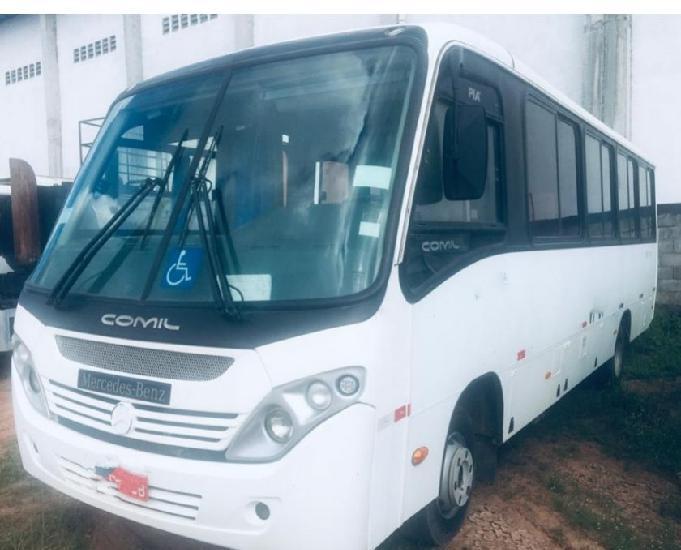Micro Onibus Comil Piá M.Benz LO-915 cód.6578 ano 2015