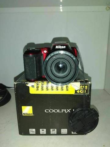 Máquina filmadora troco em celular