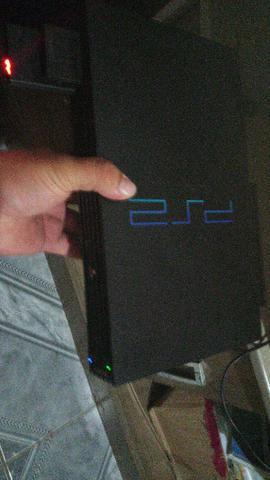 PS2 fat semi novo