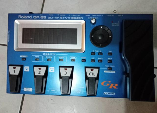 Pedal Roland Gr 55