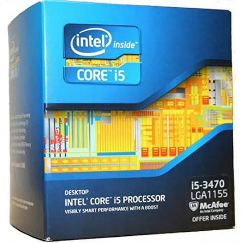 Processador Intel Core i5 3470 3.20GHz (3.60GHz Turbo), 6MB,