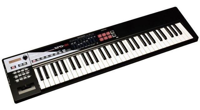 Roland Teclado Xps10 Produto Novo Loja Fisica Trabalhamos