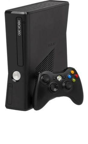 Xbox 360 Slim desbloqueado +22 jogos
