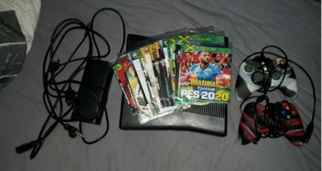 Xbox 360 slim desbloqueado RGH