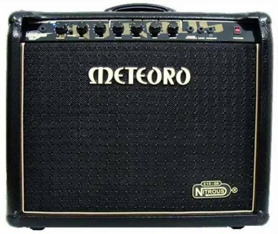 Amplificador Meteoro Nitrous 100w