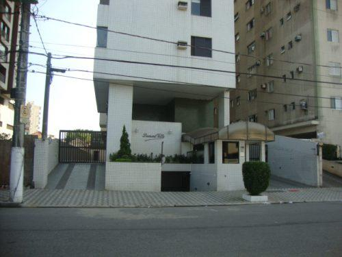 Apartamento A Venda Em Santos – 2 Dormitórios 1 Suíte