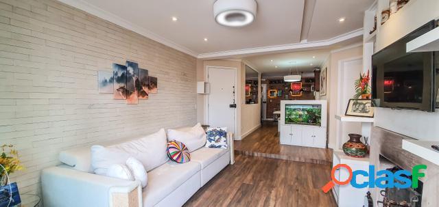 Apartamento com 3 quartos à venda no Jardim Anália Franco.