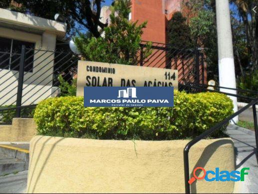 Apartamento em Guarulhos Solar das Acácias 60 mts 2 dorms 1
