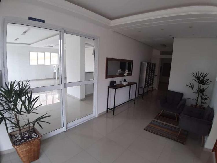Apartamento para venda com 77 metros quadrados com 3 quartos