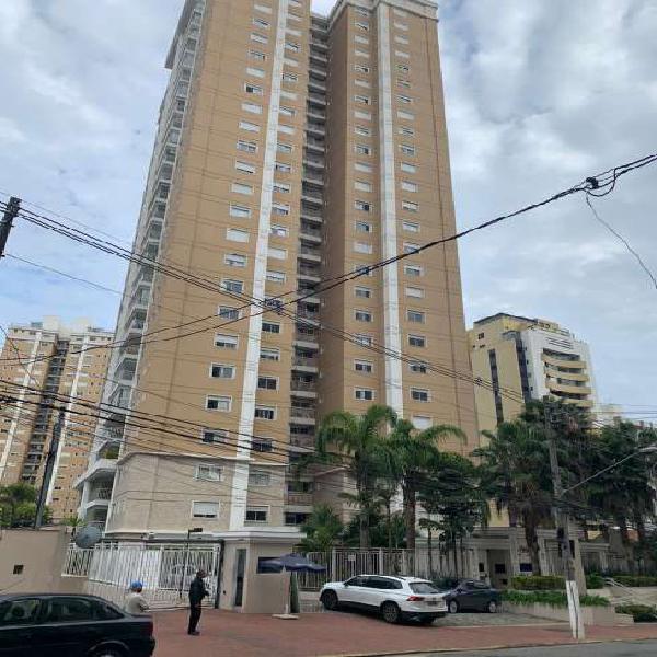 Apartamento para venda possui 128 metros quadrados com 3