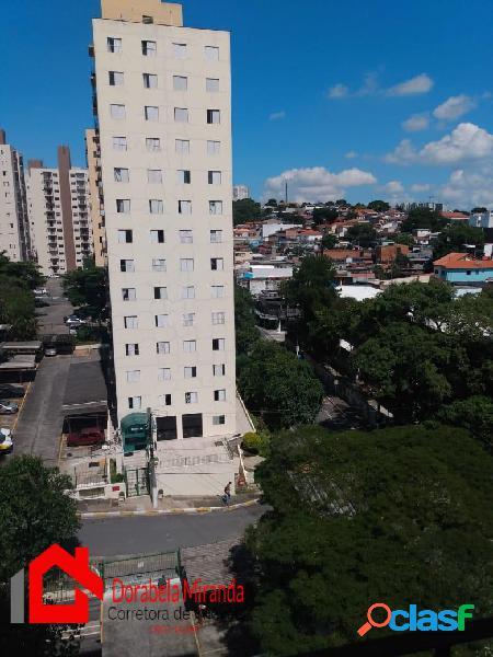 Apto 52 m² no Jardim Umarizal Campo Limpo Zona Sul SP.