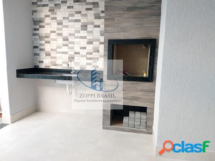 CA921 - Casa à venda em Americana, Jardim Jacyra, 166m², 3