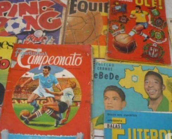 COMPRO ÁLBUNS FIGUR DE 1935 ATÉ 1975, PAGO ATÉ R$500,00
