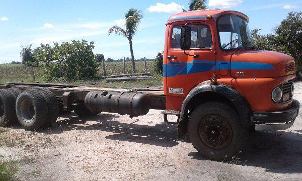 Caminhão MB 1113 Data de Publicação: 24