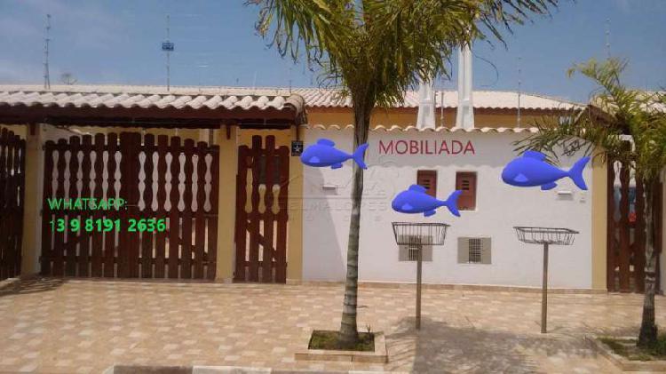 Casa Seminova 03 dorm, Praia Bopiranga - R$ 263 mil, Cod: