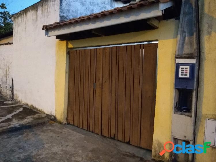 Casa com edícula - Centro - Peruíbe-SP - Venda