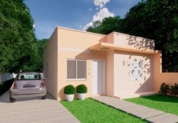 Casa para venda 100 Financiável