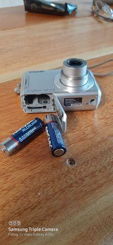 Câmera digital 7.2 MP