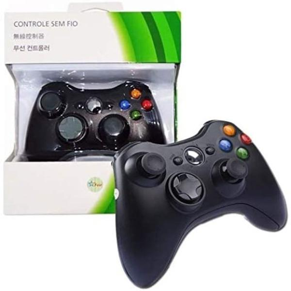 Controle Sem fFio Para Xbox 360 Fr303