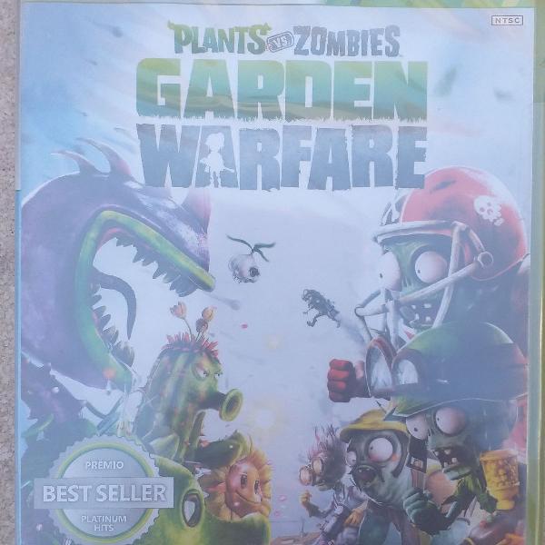 Plants Vs Zombies Garden Warfare XBox 360 Lacrado