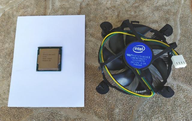 Processador Intel Pentium G4400 3.3GHz LGA 1151