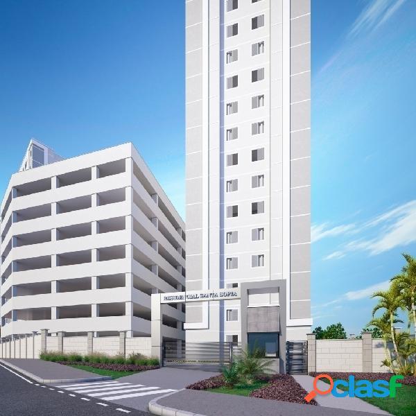 Residencial Santa Sofia - 36,73 a 41,13 m² - 1 ou 2