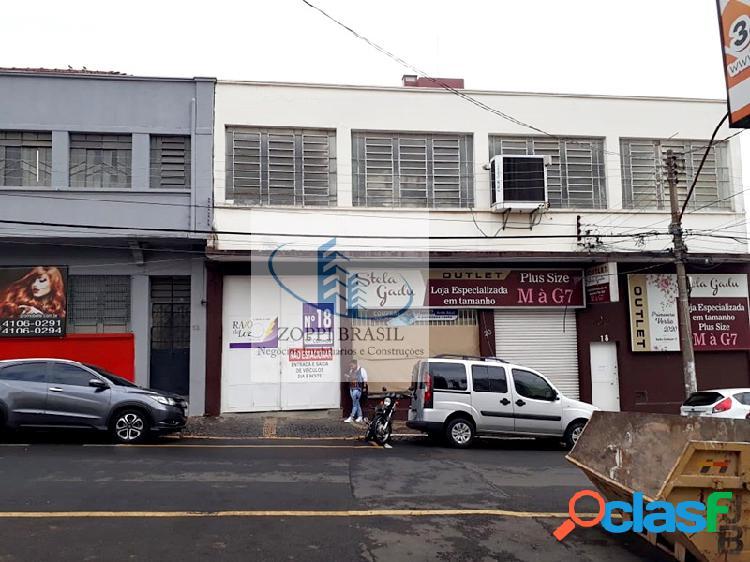 SL0029 - Salão Comercial à venda em Americana, Vila