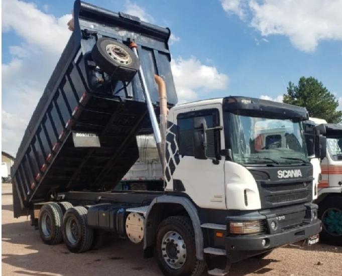 Scania P310 20132014 (Repasse de dívida).