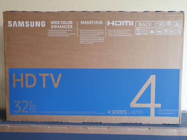 TVS SAMSUNG LACRADAS COM 1 ANO DE GARANTIA