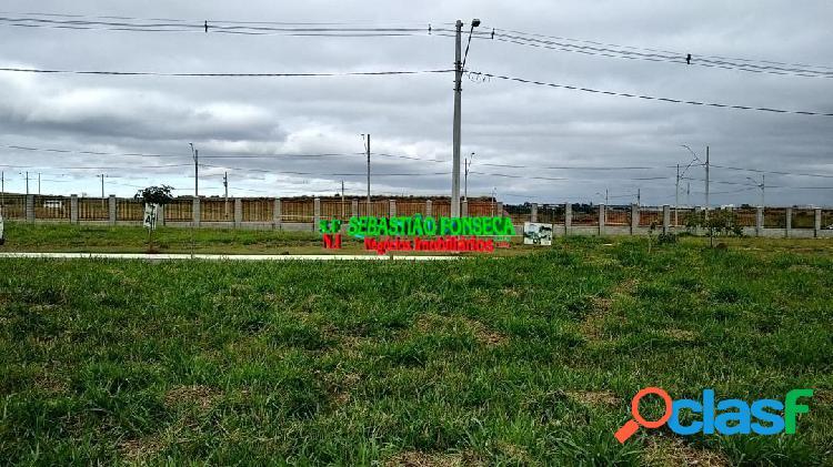Terreno Condomínio Reserva Aruanã próximo a Via Cambuí